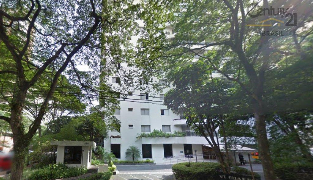 Apartamento Residencial para venda e locação, Vila Nova Conceição, São Paulo - AP4802