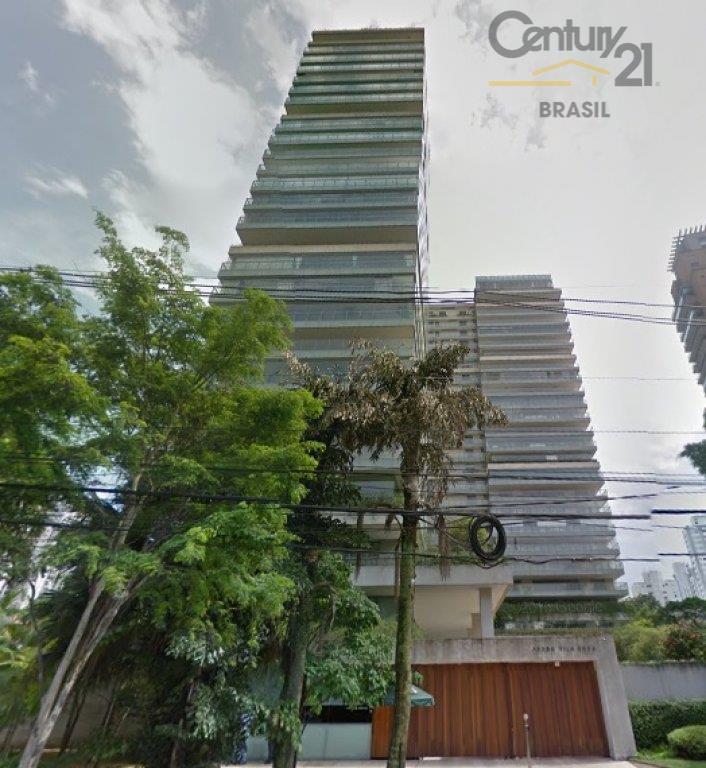 Cobertura Residencial para venda e locação, Vila Nova Conceição, São Paulo - CO0009.