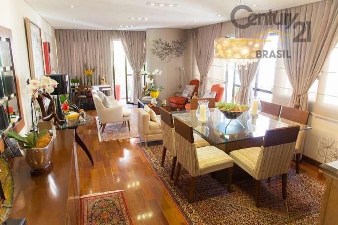 Apartamento Residencial à venda, Indianópolis, São Paulo - AP4219