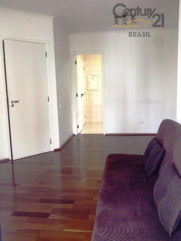 Apartamento Residencial à venda, Brooklin Paulista, São Paulo - AP0537.