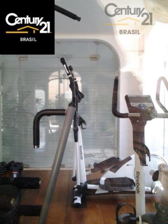 Apartamento Residencial à venda, Campo Belo, São Paulo - AP1312.