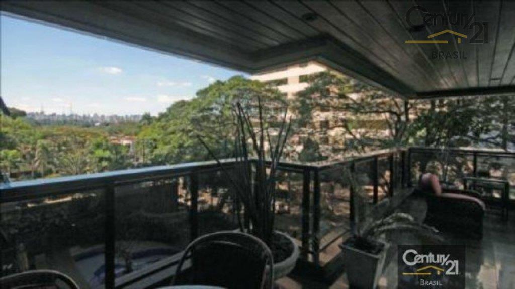Apartamento Residencial para venda e locação, Vila Nova Conceição, São Paulo - AP2273