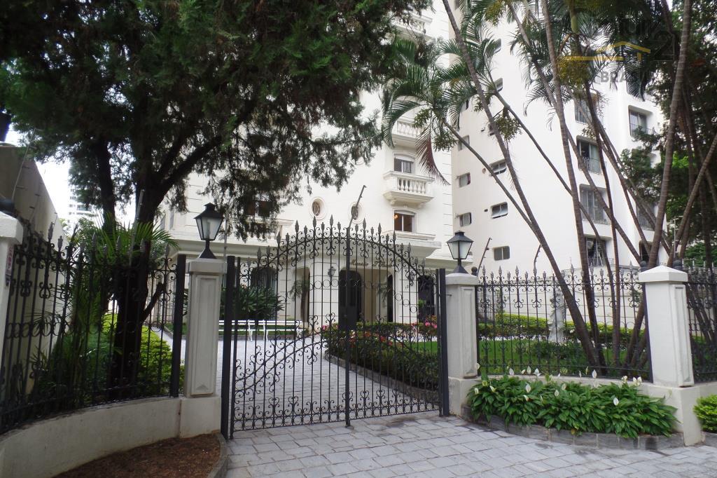 Apartamento Residencial à venda, Brooklin Paulista, São Paulo - AP4089