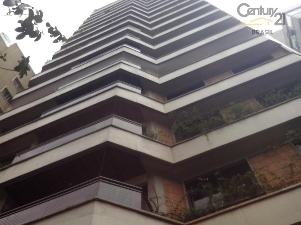 Apartamento Residencial para locação, Itaim Bibi, São Paulo - AP3754