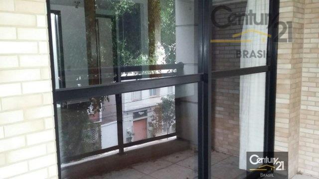 Apartamento Residencial para locação, Paraíso, São Paulo - AP3167