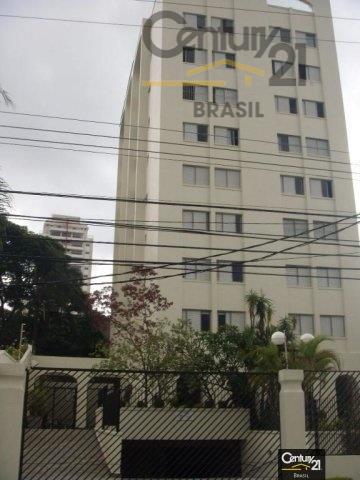 Apartamento Residencial à venda, Campo Belo, São Paulo - AP3456