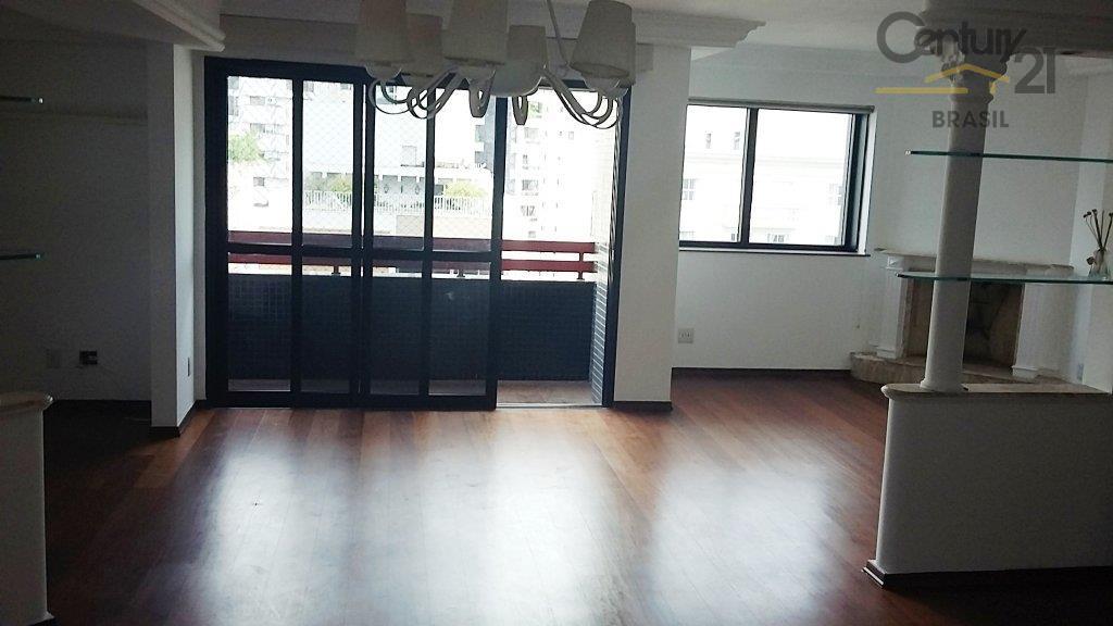 Apartamento Residencial à venda, Itaim Bibi, São Paulo - AP1134.