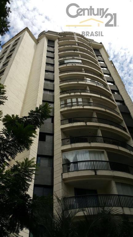 Apartamento Residencial à venda, Indianópolis, São Paulo - AP4142
