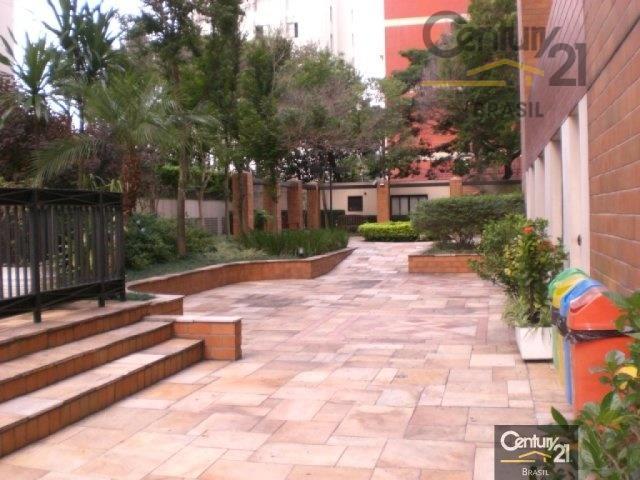Apartamento Residencial à venda, Brooklin Paulista, São Paulo - AP3104