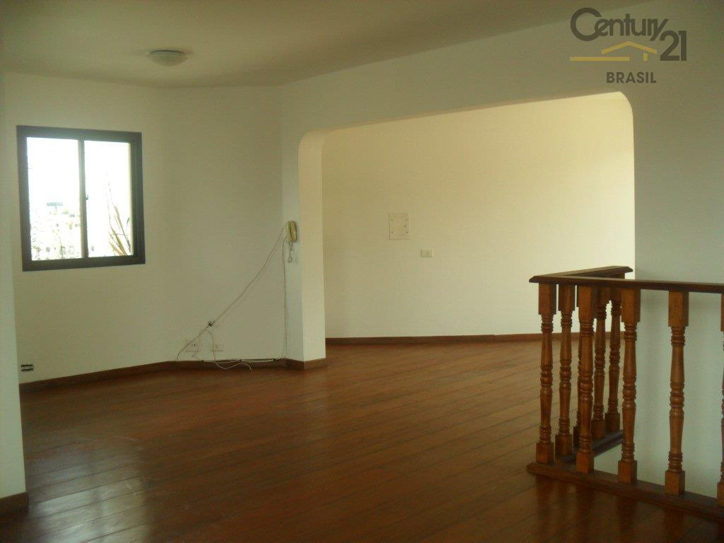 Cobertura Residencial para locação, Indianópolis, São Paulo - CO0090.