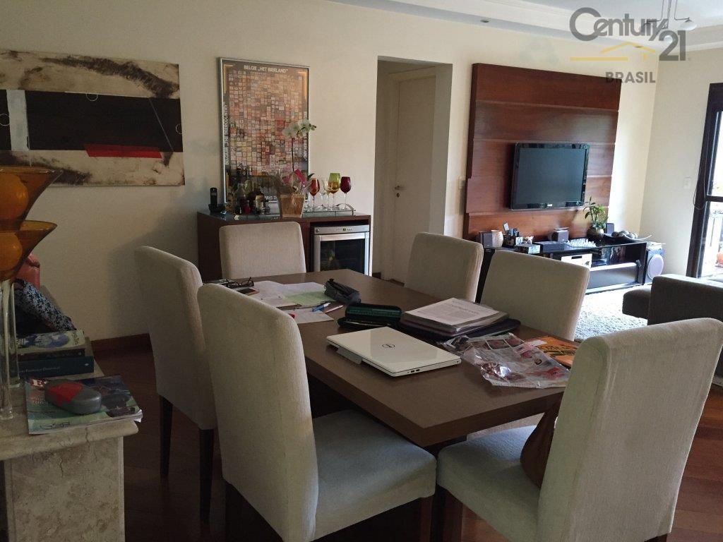 Apartamento residencial à venda, Brooklin Paulista, São Paulo - AP2395.