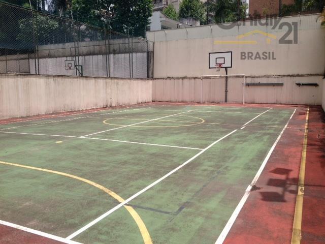 Apartamento Residencial à venda, Vila Nova Conceição, São Paulo - AP3495
