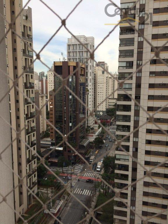 Apartamento Residencial à venda, Indianópolis, São Paulo - AP2655