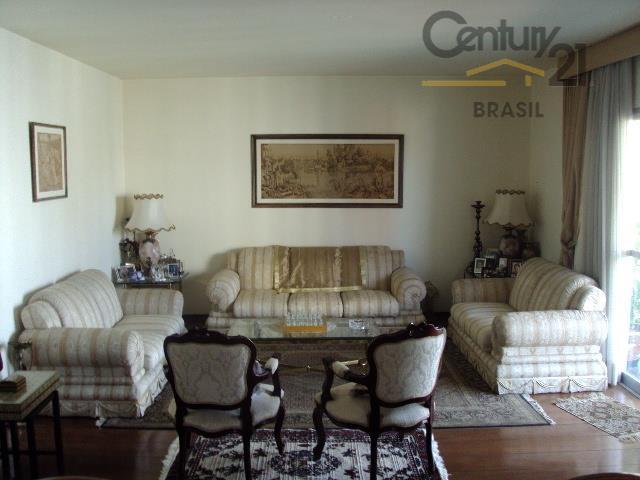 Apartamento Residencial à venda, Indianópolis, São Paulo - AP3993