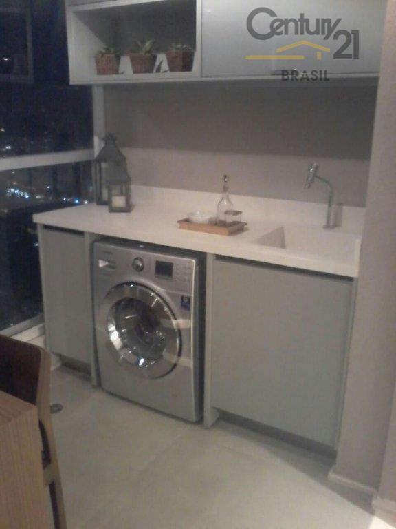 Apartamento Residencial à venda, Brooklin Paulista, São Paulo - AP2865