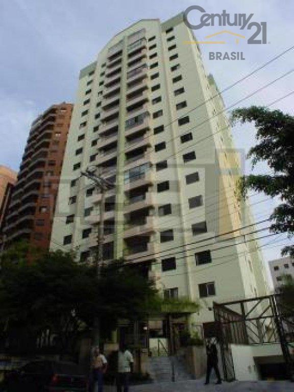 Apartamento Residencial à venda, Vila Nova Conceição, São Paulo - AP0724.