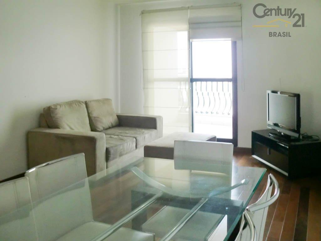 Apartamento residencial à venda, Indianópolis, São Paulo - AP1871.
