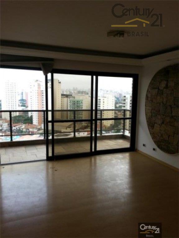 Apartamento Residencial à venda, Campo Belo, São Paulo - AP2884