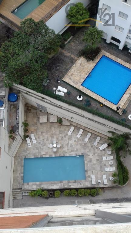 Apartamento Residencial à venda, Vila Mariana, São Paulo - AP3576