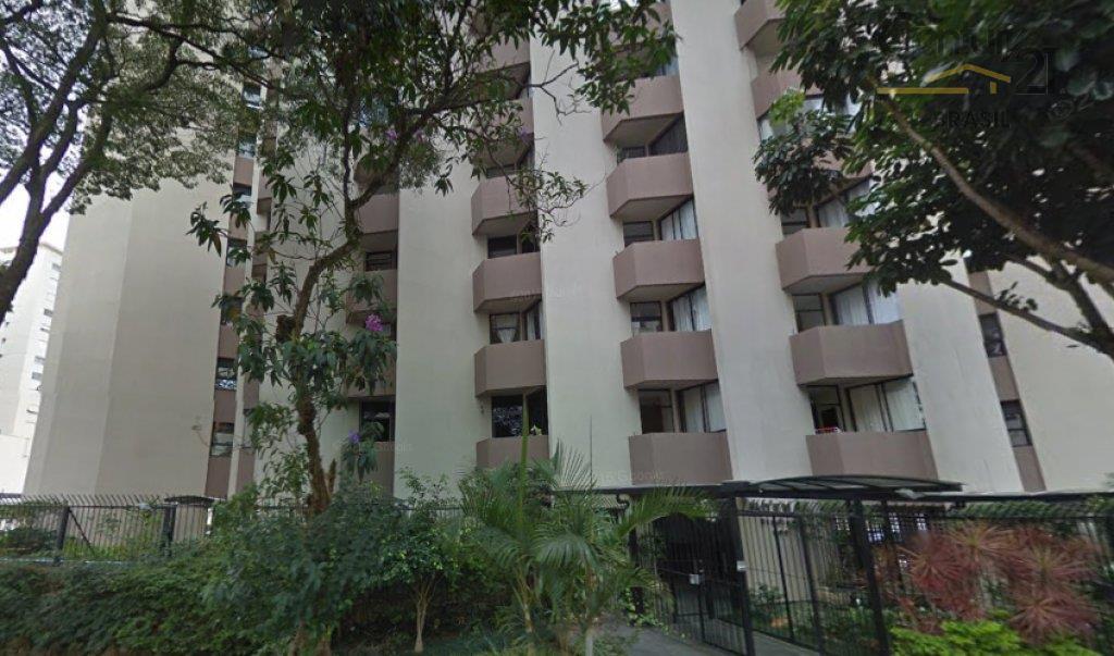 Apartamento Residencial à venda, Indianópolis, São Paulo - AP1569.