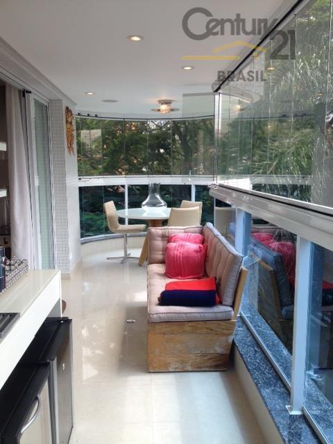 Apartamento Residencial à venda, Indianópolis, São Paulo - AP3734