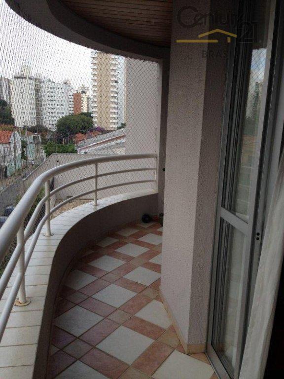 Apartamento Residencial à venda, Vila Congonhas, São Paulo - AP0288.