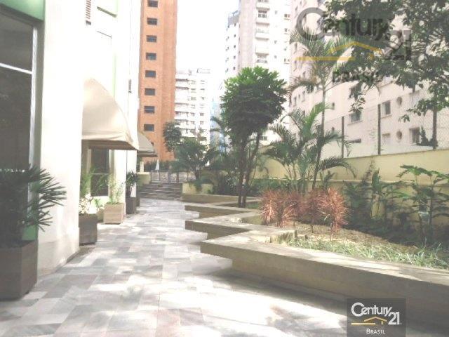 Apartamento Residencial à venda, Vila Nova Conceição, São Paulo - AP3449