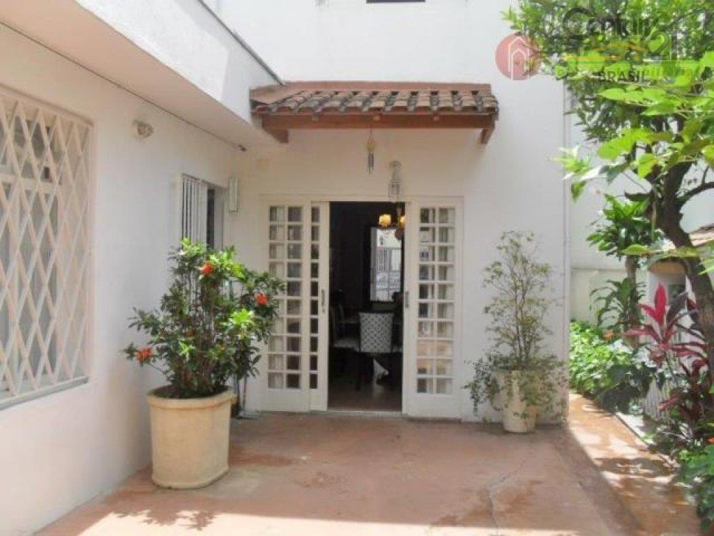 Casa Residencial à venda, Brooklin Paulista, São Paulo - CA0105