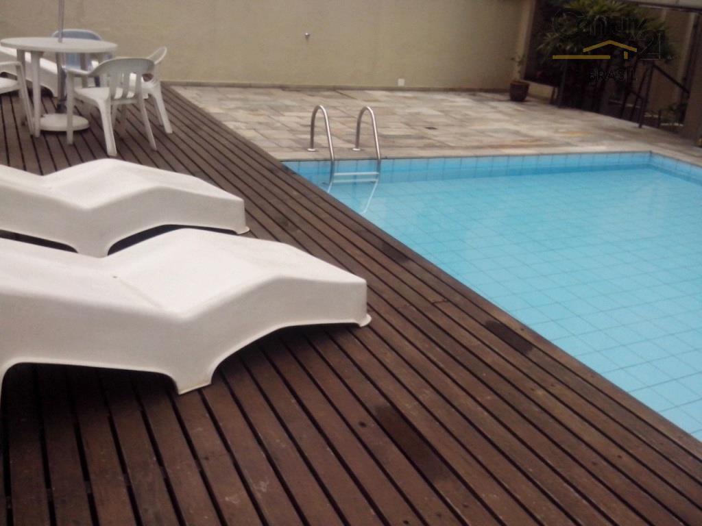 Apartamento Residencial para locação, Itaim Bibi, São Paulo - AP3973