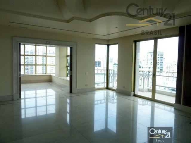 Apartamento Residencial para locação, Vila Nova Conceição, São Paulo - AP3452