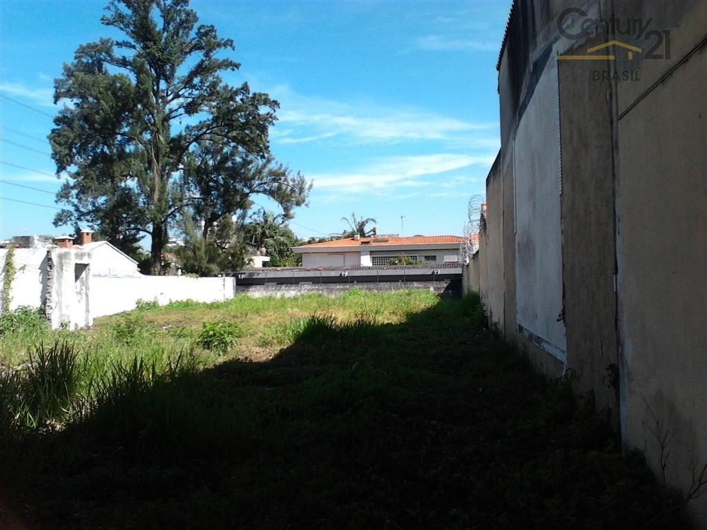 Terreno residencial para locação, Brooklin Paulista, São Paulo - TE0045.
