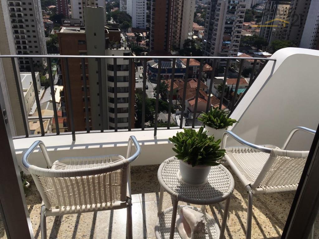 Apartamento Residencial à venda, Campo Belo, São Paulo - AP3972