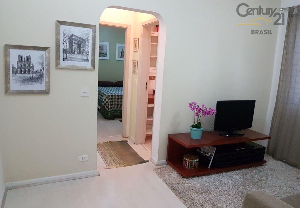 Apartamento Residencial à venda, Brooklin Paulista, São Paulo - AP4395