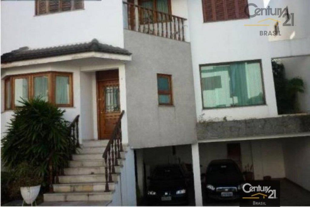 Sobrado Residencial à venda, Brooklin Paulista, São Paulo - SO0093.