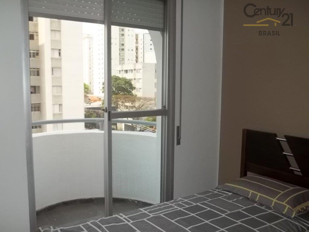 Apartamento Residencial para venda e locação, Indianópolis, São Paulo - AP0204.