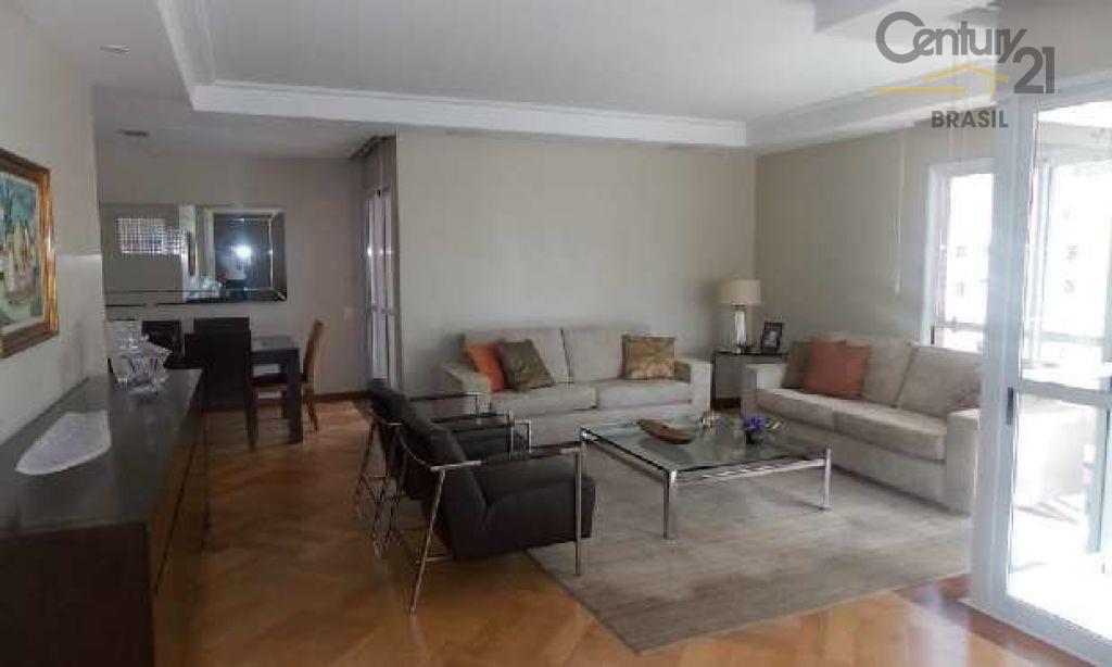 Apartamento Residencial à venda, Indianópolis, São Paulo - AP0515.