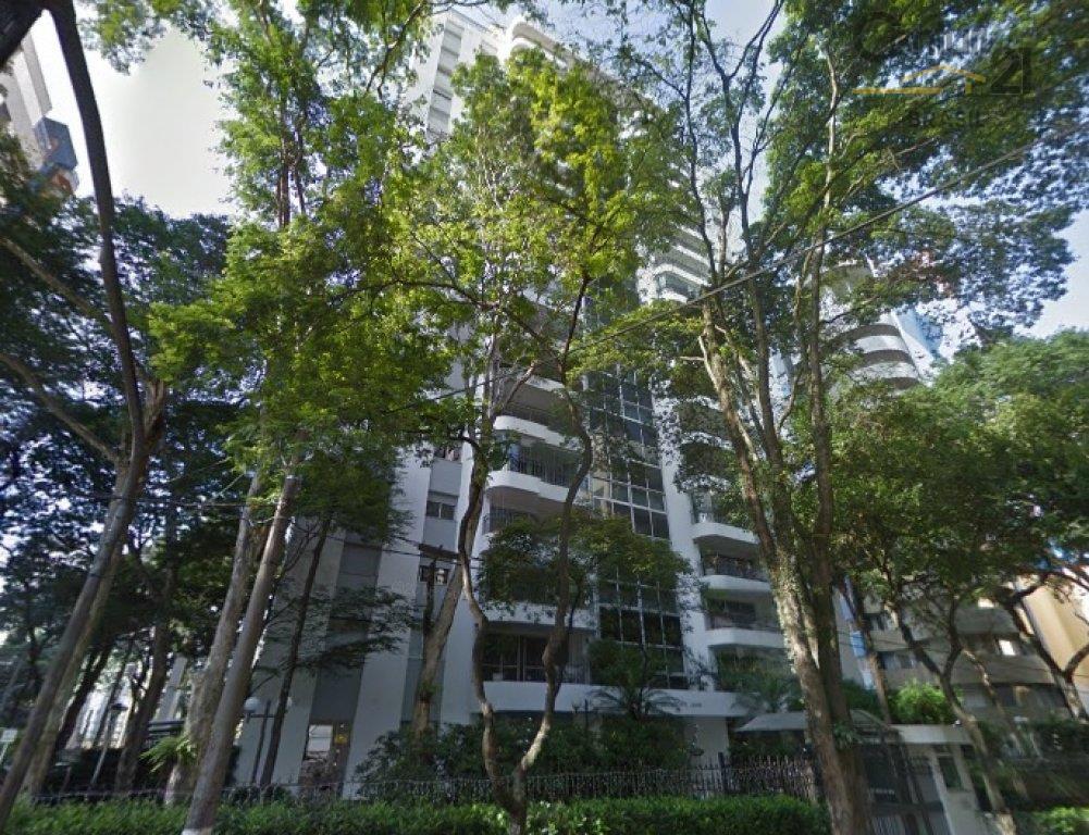 Apartamento Residencial à venda, Vila Nova Conceição, São Paulo - AP0865.