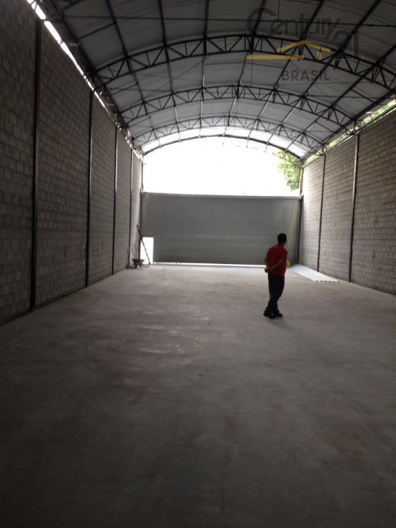 Galpão comercial para locação, Indianópolis, São Paulo - GA0045.