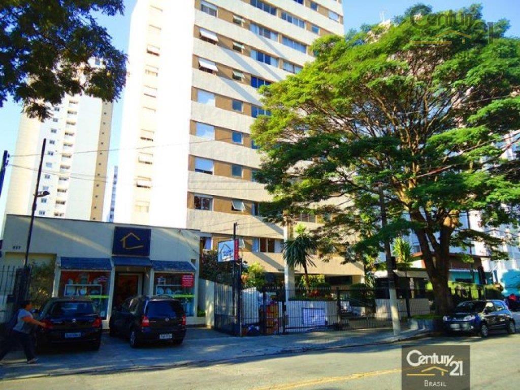 Apartamento Residencial à venda, Indianópolis, São Paulo - AP0869.
