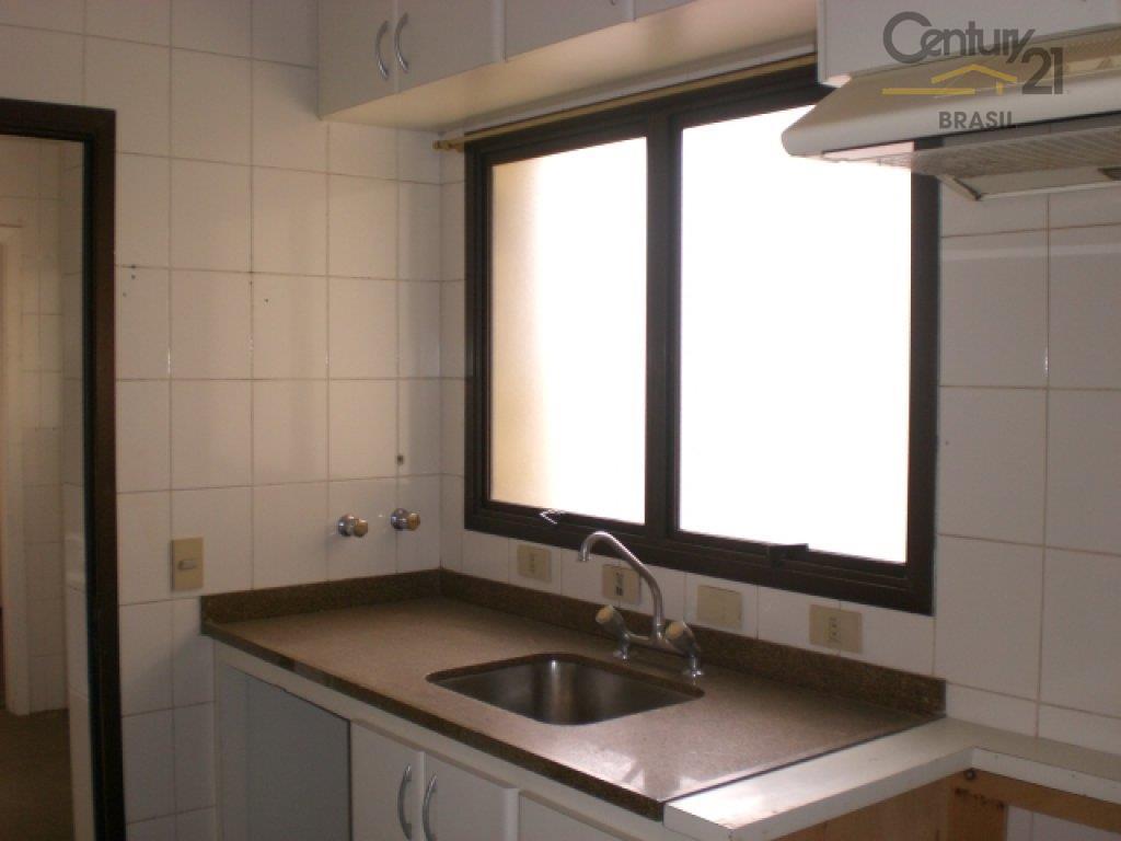 Apartamento Residencial à venda, Brooklin Paulista, São Paulo - AP0916.