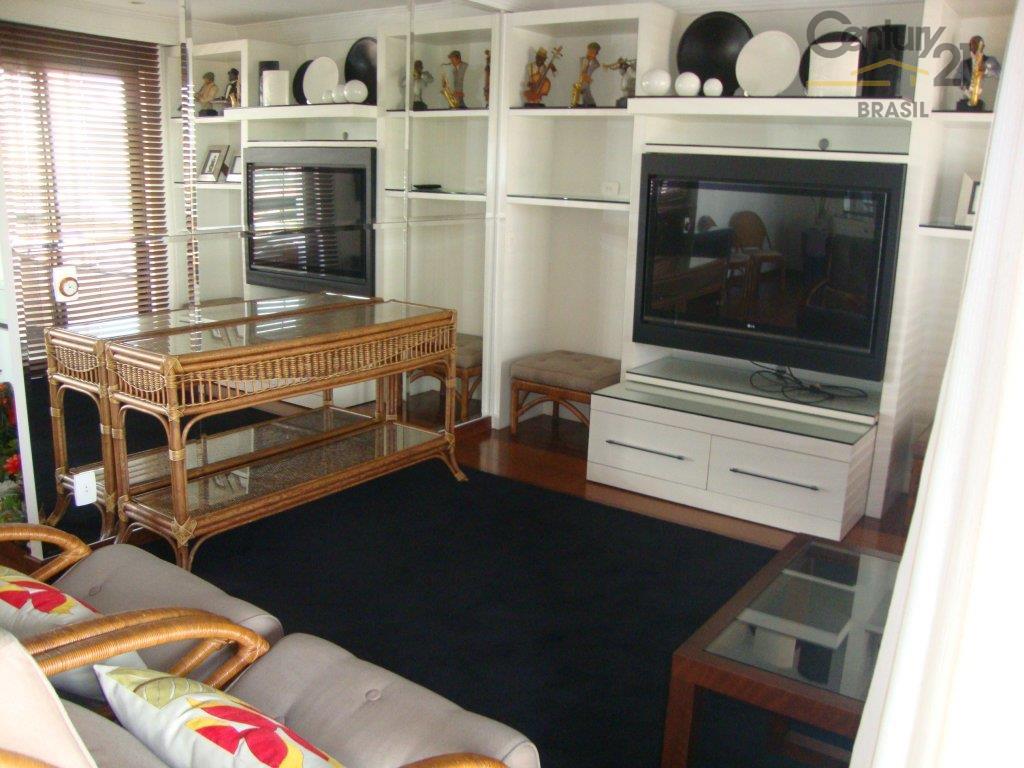 Apartamento residencial à venda, Brooklin Paulista, São Paulo - AP2483.
