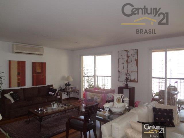 Apartamento Residencial para locação, Vila Nova Conceição, São Paulo - AP3627