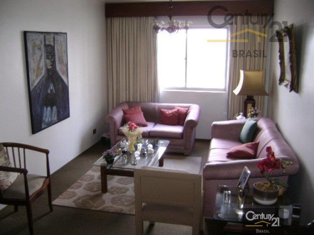 Apartamento Residencial à venda, Santo Amaro, São Paulo - AP3513