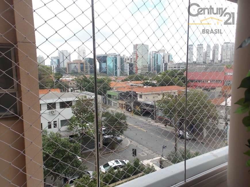 Apartamento Residencial à venda, Brooklin Paulista, São Paulo - AP4139