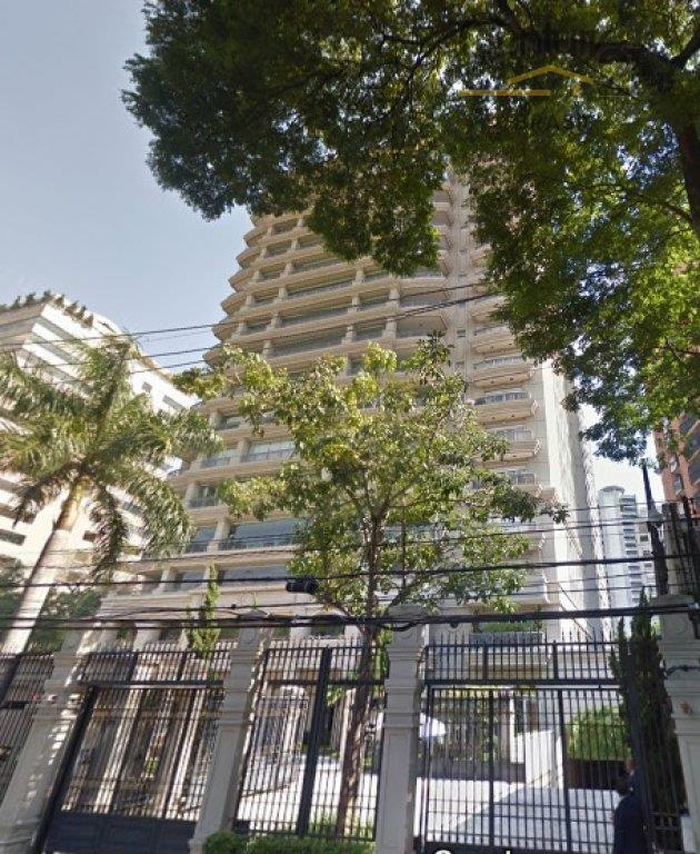 Apartamento Residencial à venda, Vila Nova Conceição, São Paulo - AP0586.