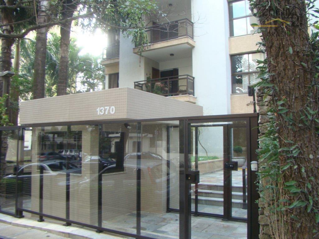 Apartamento Residencial à venda, Indianópolis, São Paulo - AP0209.