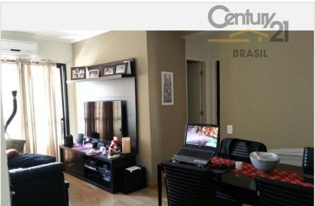 Apartamento Residencial à venda, Santo Amaro, São Paulo - AP3510