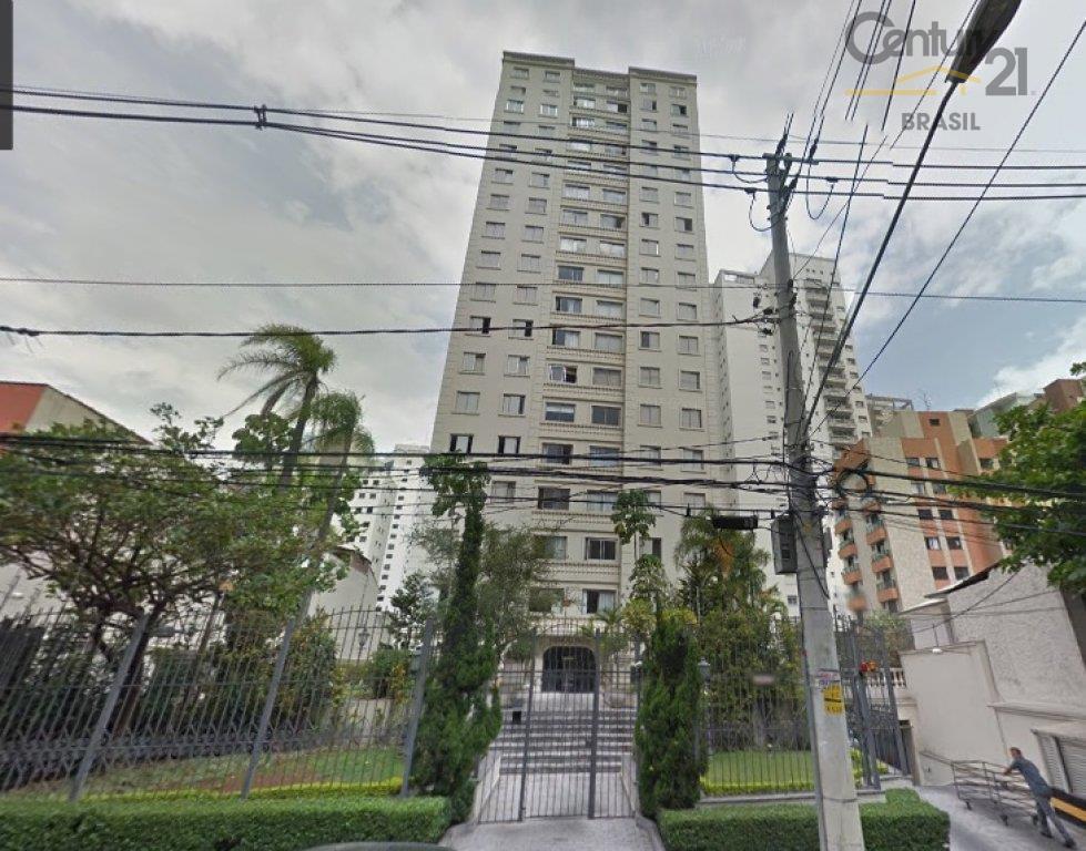 Apartamento Residencial à venda, Vila Nova Conceição, São Paulo - AP0347.