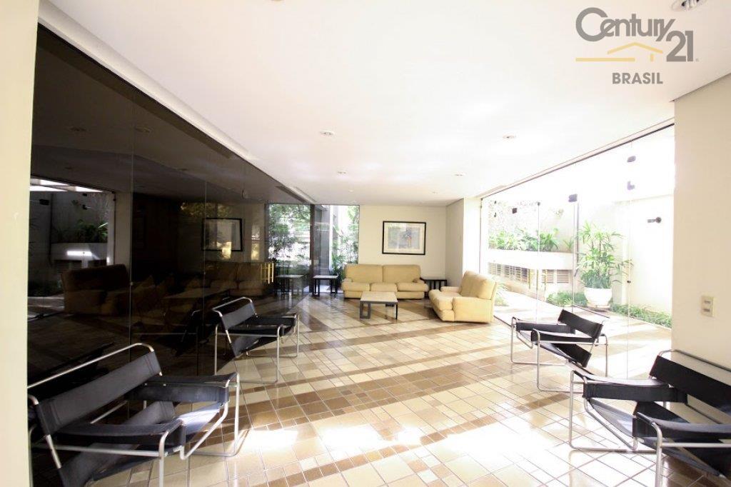 Apartamento Residencial para locação, Vila Nova Conceição, São Paulo - AP0772.