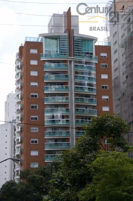 Apartamento Residencial à venda, Indianópolis, São Paulo - AP4689